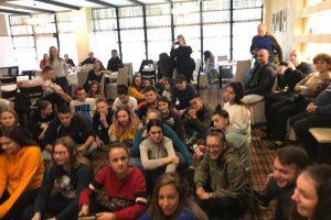 Златаровци участваха в международен младежки обучителен курс по опазване на природата
