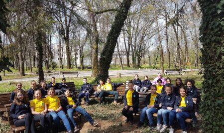 Златаровската гимназия с принос за съхраняване живота на планетата