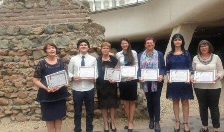 Награди по повод 24 май от РУО – София област